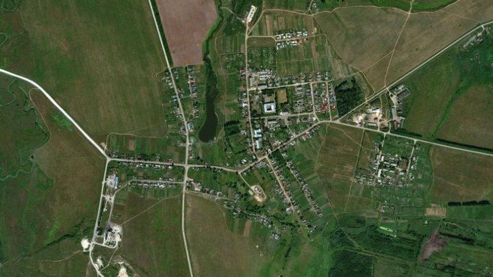 Ронга — село в Советском районе