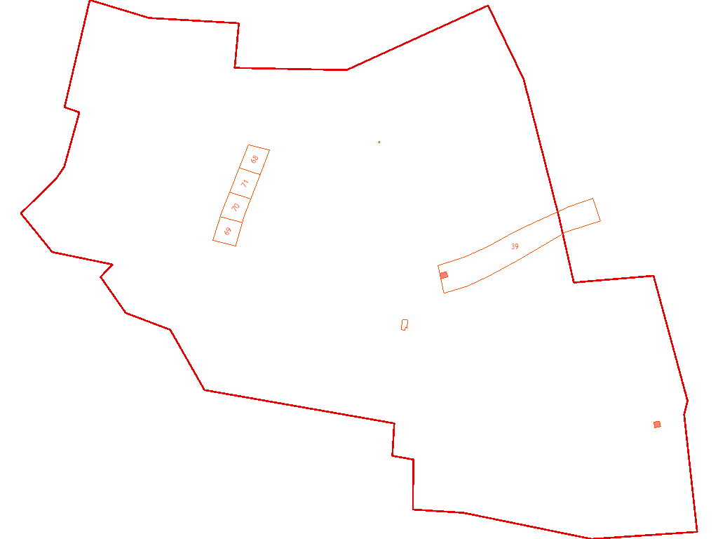 План кадастрового квартала 12:02:1090101