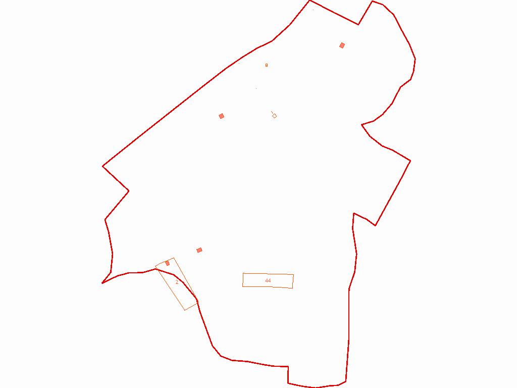 План кадастрового квартала 12:09:0480101
